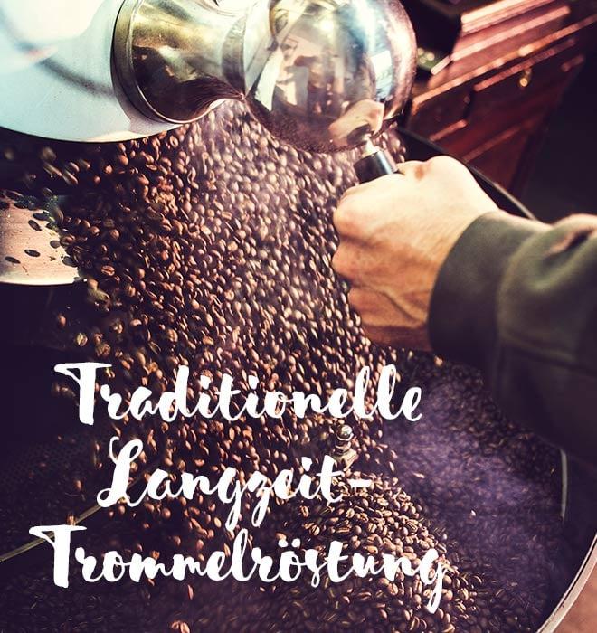 Kaffee kaufen - handgeröstet