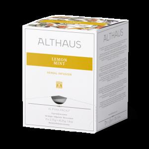 Althaus Tee Lemon Mint