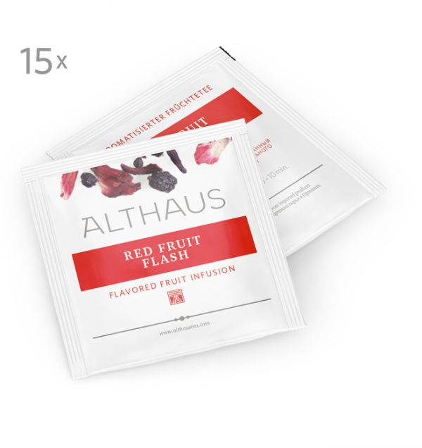 Althaus Tee Red Fruit Flash