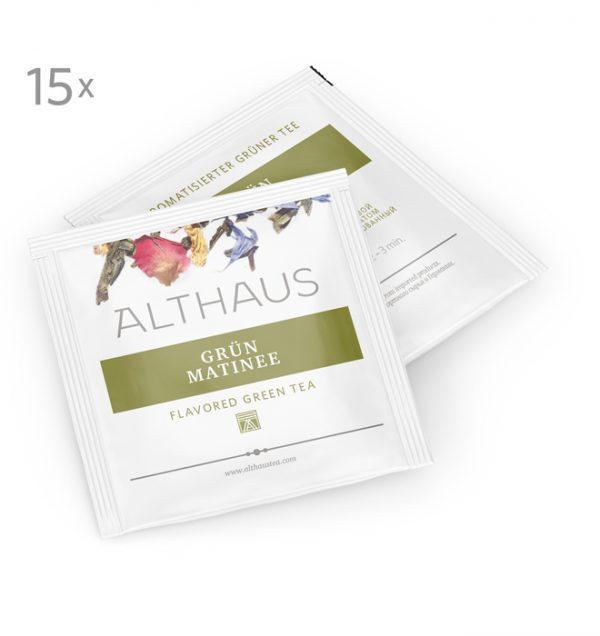 Althaus Tee Grün Matinee