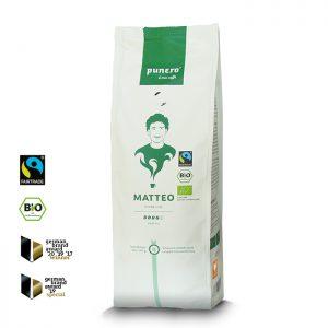 Matteo punero Caffè - BIO Kaffee