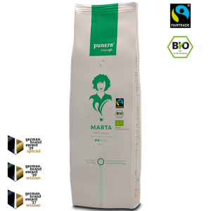 Marta Punero Kaffee