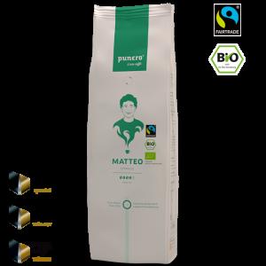 Matteo Punero Kaffee