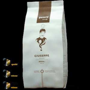 Giuseppe Punero Kaffee