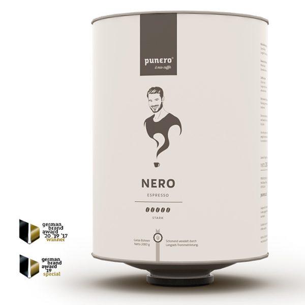 Nero punero Caffè