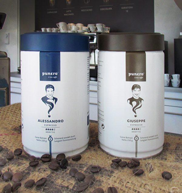 Probierpaket Espresso - kräftig