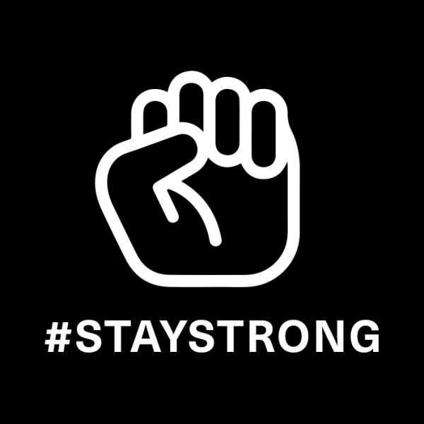 Hashtag Staystrong