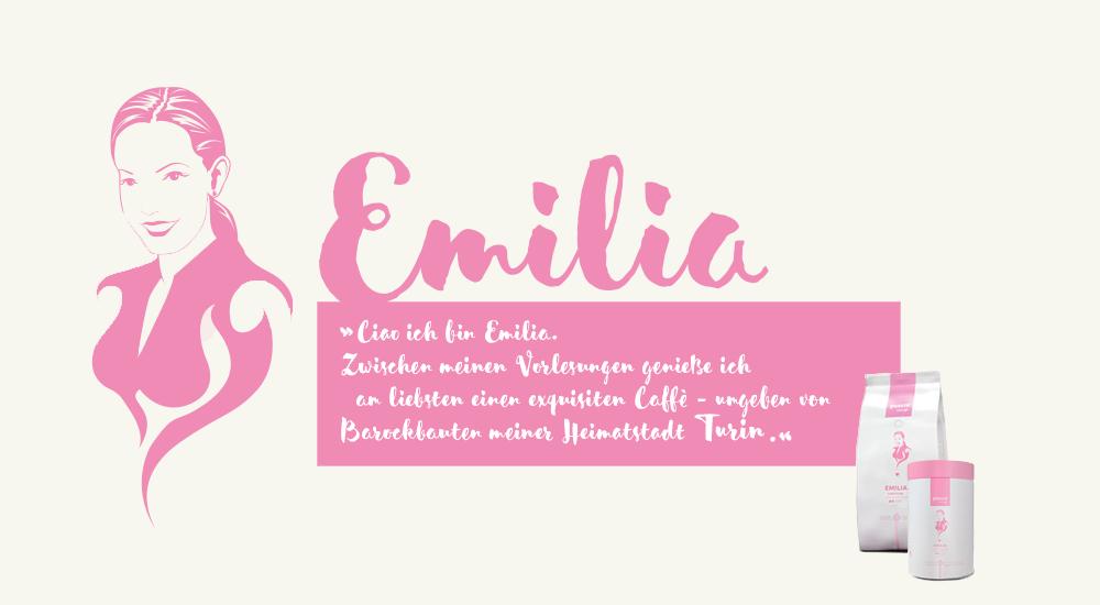 Charakter Slider Emilia