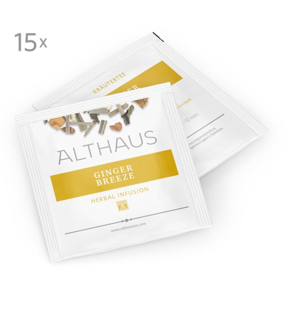 Pyra-Pac Althaus Tee Ginger Breeze
