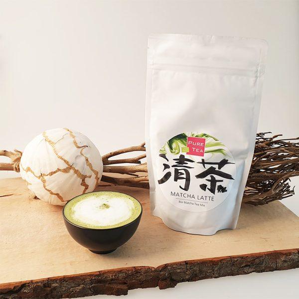 Hochwertiger Bio Matcha Tee