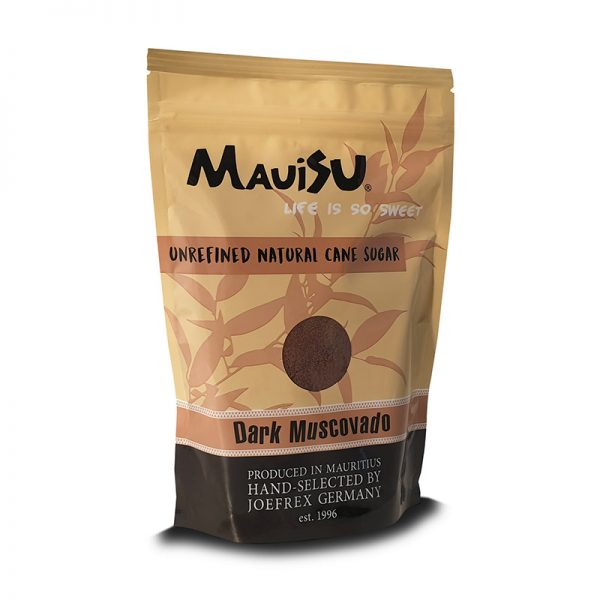 Traditioneller Rohrzucker aus Mauritius