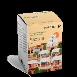 Puretea Sarala Chai Tee