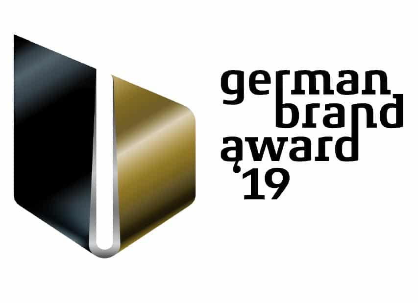 German Brand Award 2019 für punero Kaffee