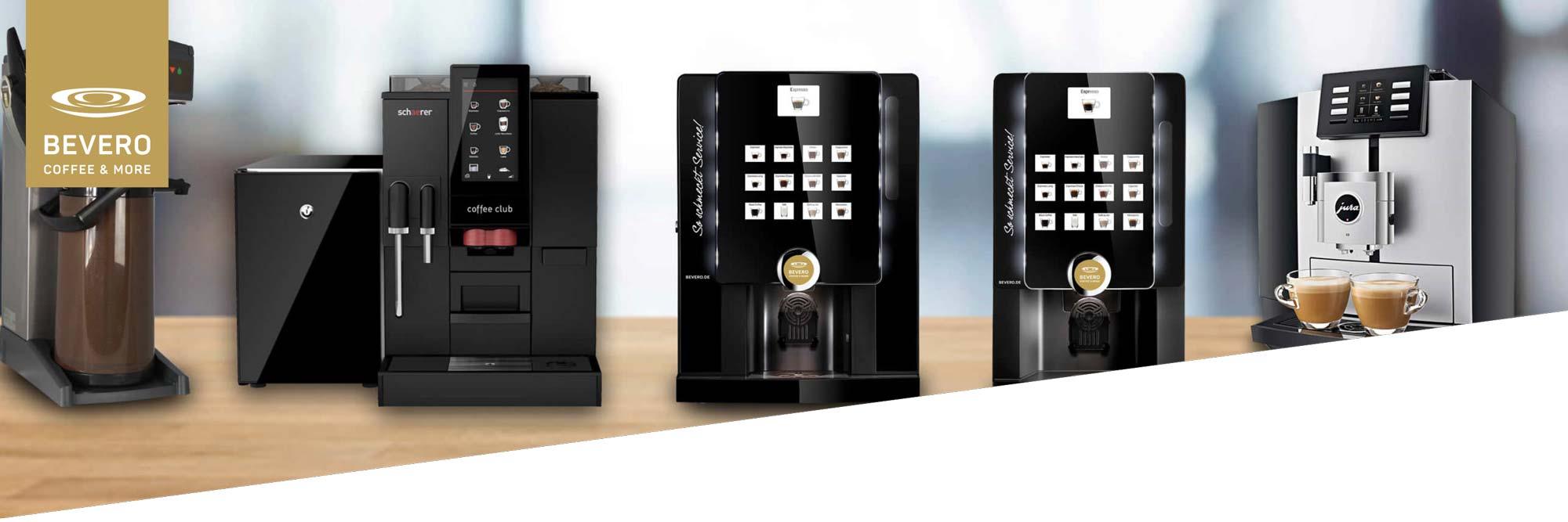 Kaffeemaschinenpool BEVERO
