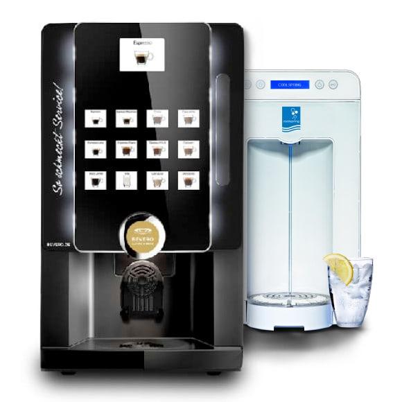 Bevereo Kaffeemaschinen Wasserspender