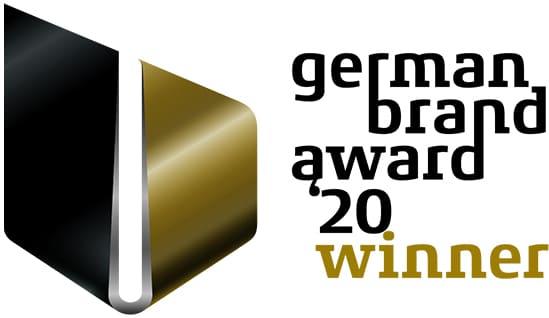 Winner German Brand Award 2020