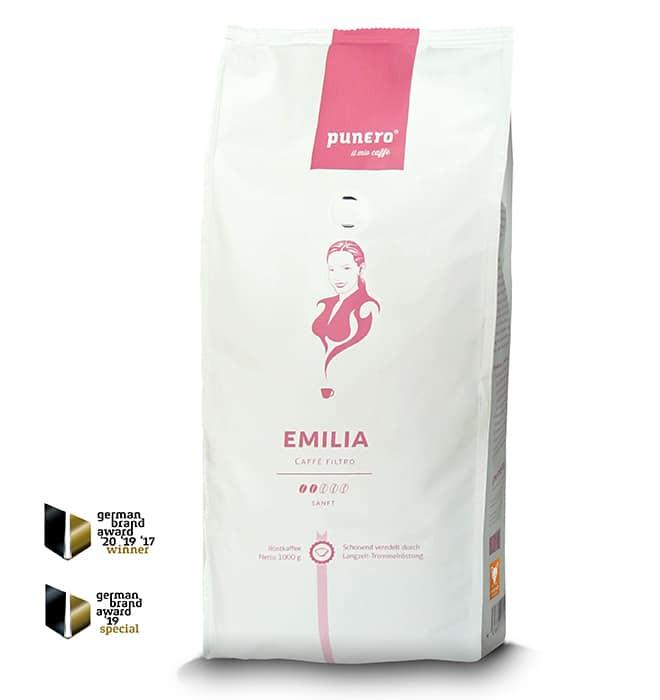 Emilia punero Caffè