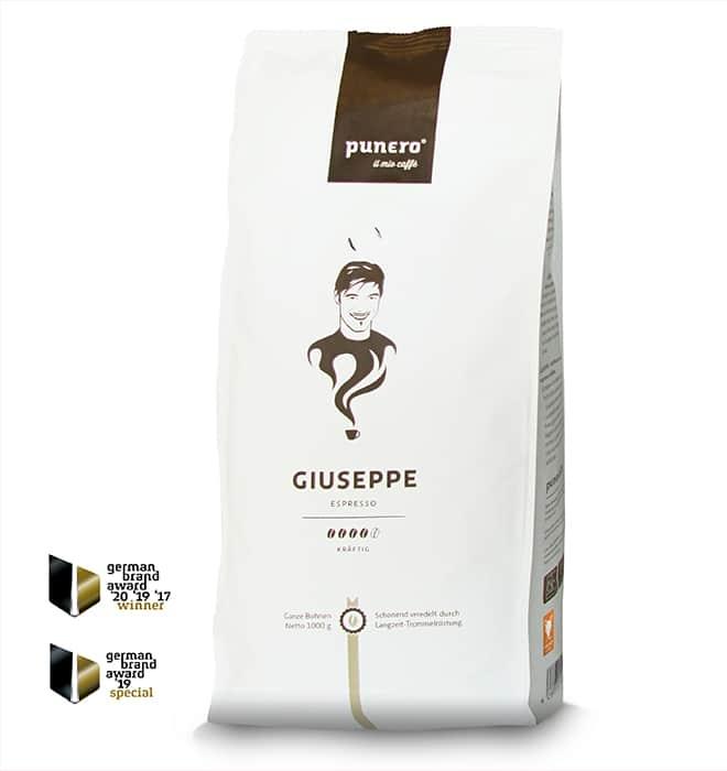 Giuseppe punero Caffè