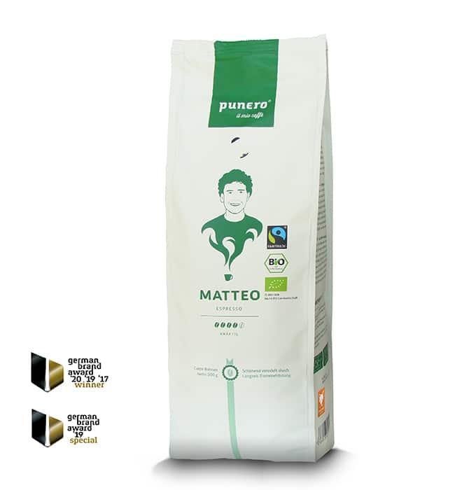 Matteo punero Caffè