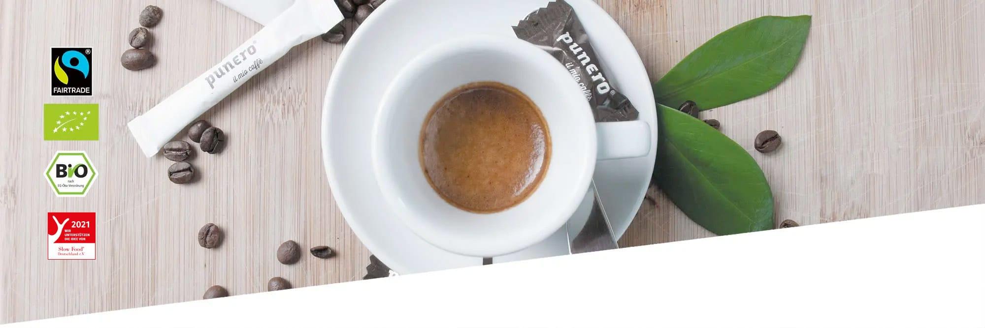 Premo bietet nachhaltig produzierten Kaffee